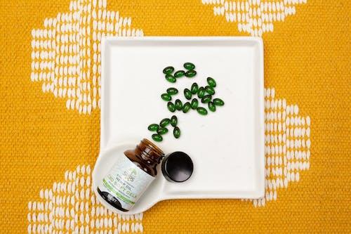 Foto stok gratis analgesik, antibiotik, apotek, botol