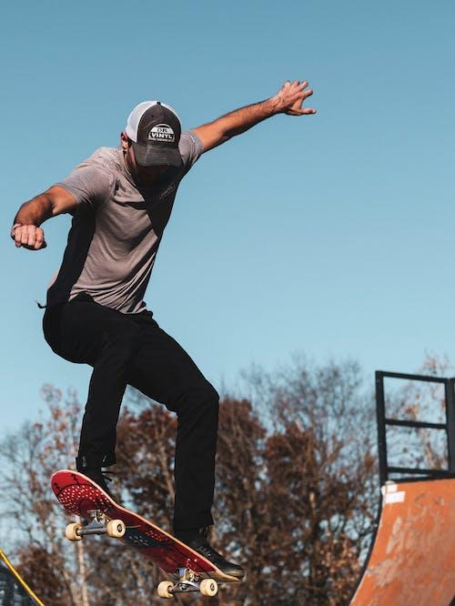 Immagine gratuita di atleta, attività, divertimento, energia d'azione