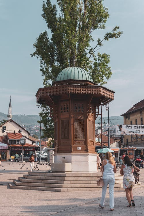 Free stock photo of bosnia and herzegovina, center, city