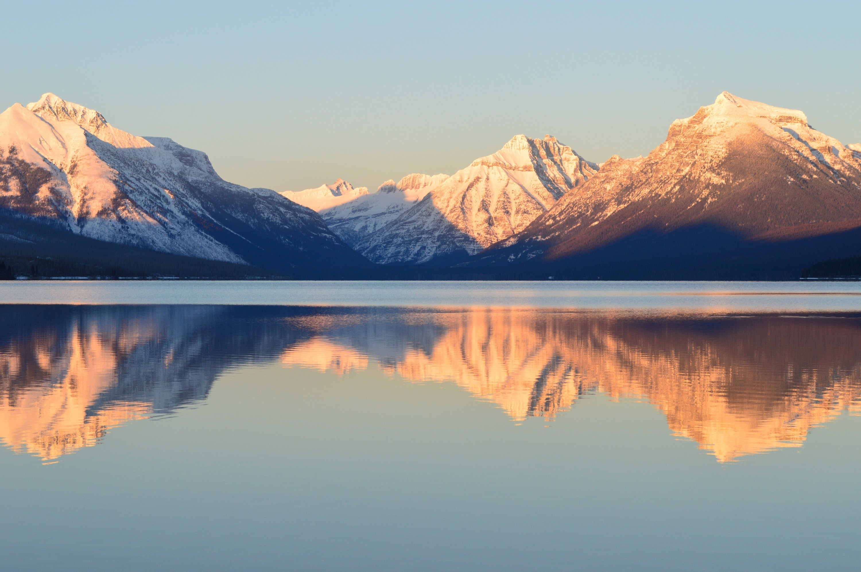 Body Of Water And Mountains Wallpaper 183 Free Stock Photo
