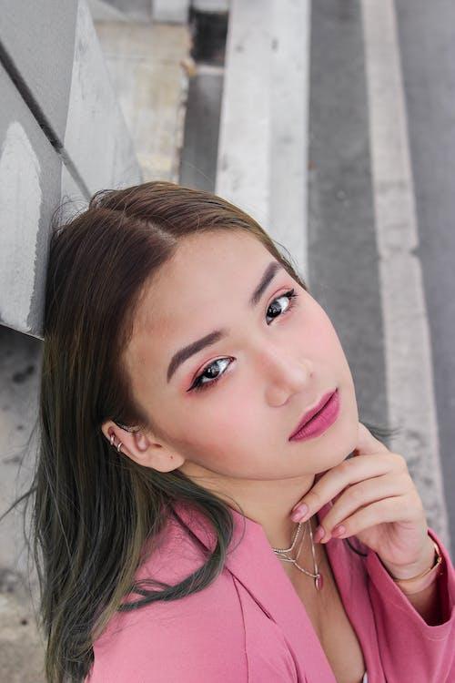 Gratis lagerfoto af afslappet, ansigtsudtryk, asiatisk kvinde, Asiatisk pige
