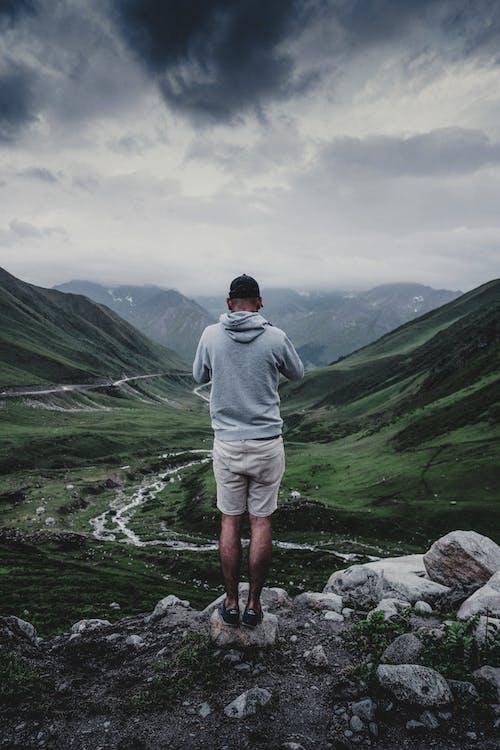 Kostnadsfri bild av äventyr, berg, bergskedja, dagsljus