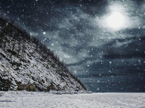 Δωρεάν στοκ φωτογραφιών με ακτή, άνεμος, γραφικός, διάστημα