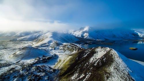 健行, 全景, 冒險, 冬季 的 免費圖庫相片