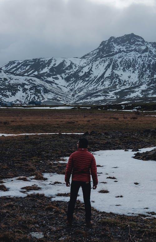 Základová fotografie zdarma na téma cestování, hora, island, zima