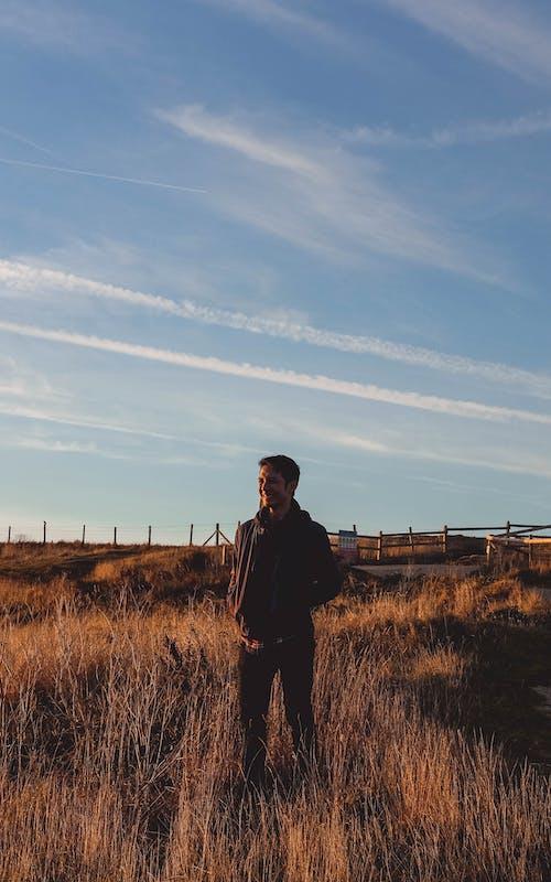 Free stock photo of dorset, landscape, morning, ray of light