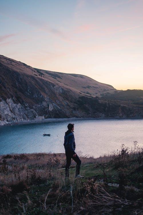 Free stock photo of beautiful, dorset, lake, landscape