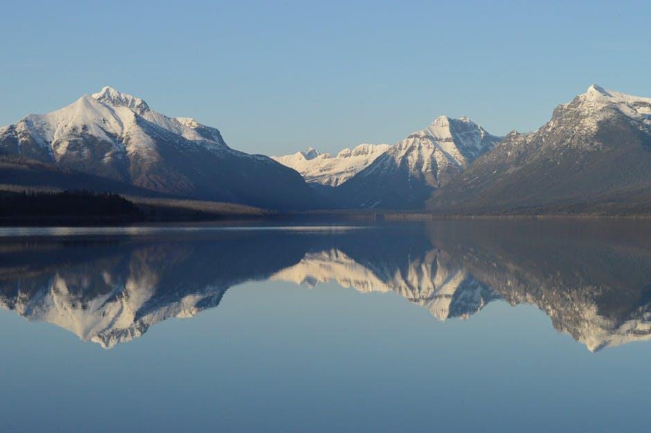 New free stock photo of cold, glacier, snow