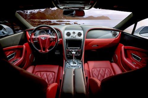 Gratis arkivbilde med bil, coupé, dashbord, design