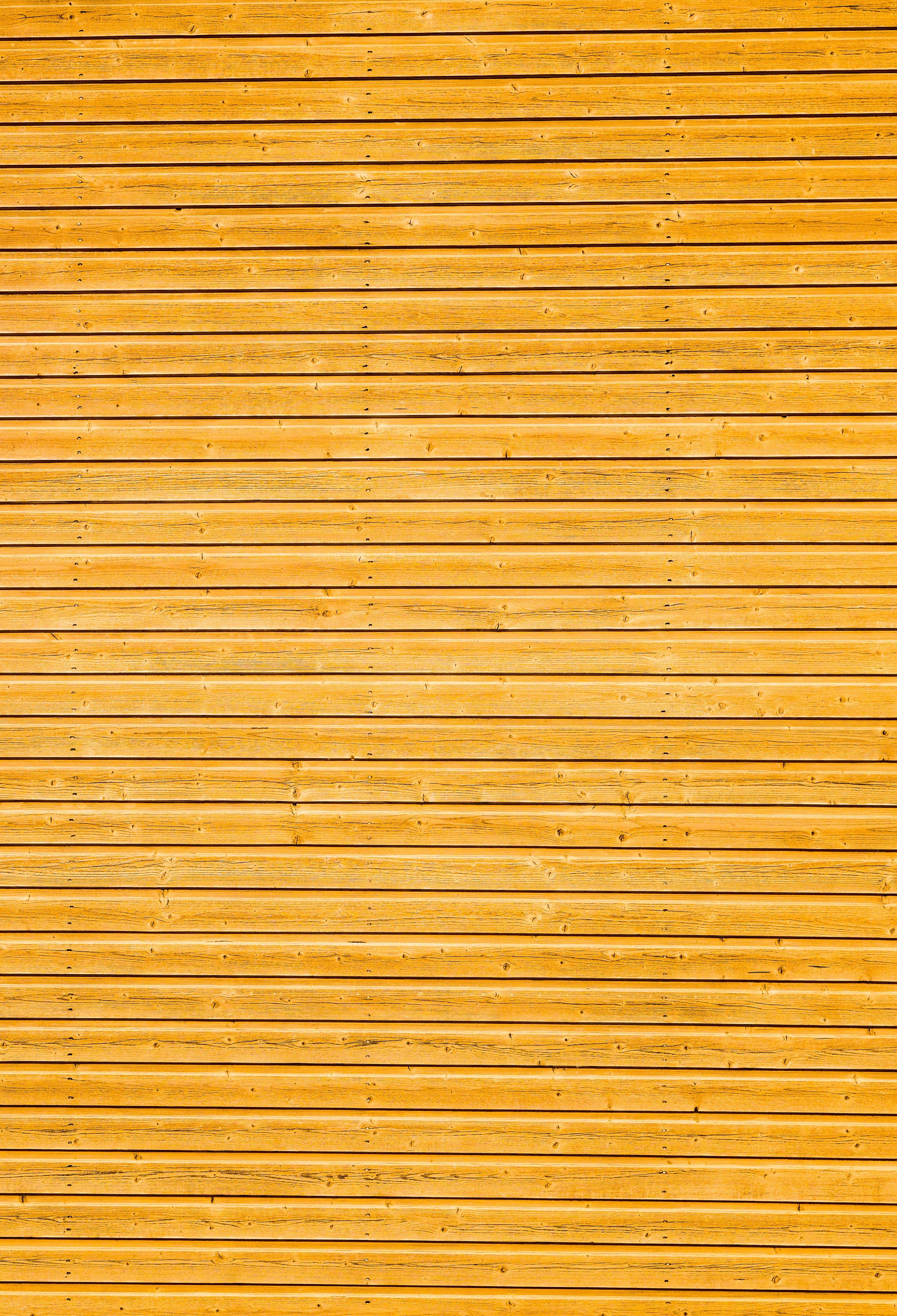 Full Frame Shot of Yellow Shutter
