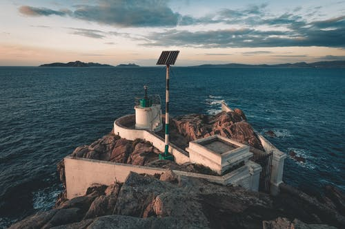 天性, 山, 岩石, 島 的 免費圖庫相片