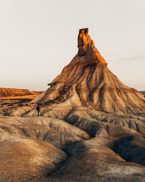 Základová fotografie zdarma na téma badlands, cestování, denní světlo, dobrodružství