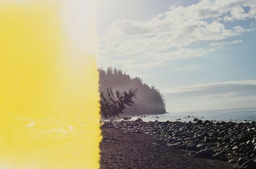 Darmowe zdjęcie z galerii z jezioro, kamienie, krajobraz, lato
