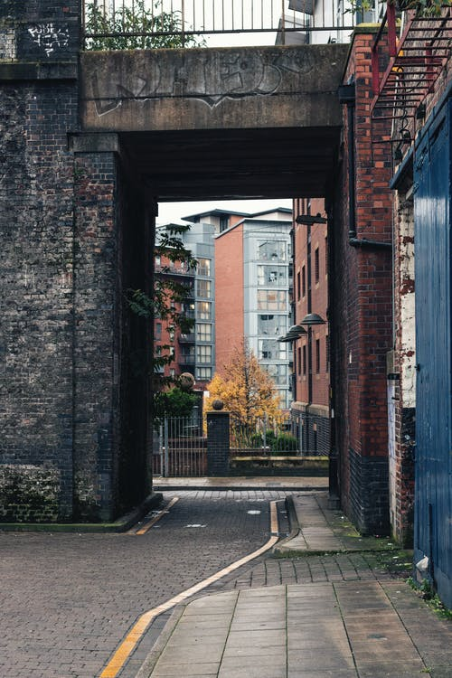 Free stock photo of building, manchester, street