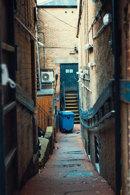 Free stock photo of hallway, street