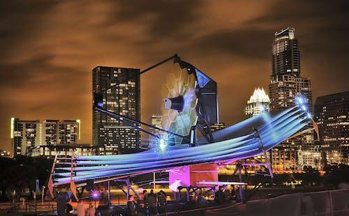 Бесплатное стоковое фото с архитектура, вечер, город, городской