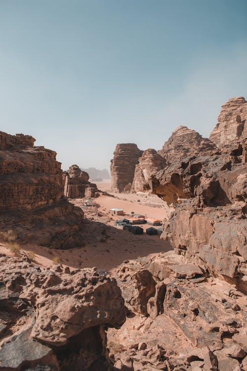 erozja, formacja geologiczna, formacje skalne