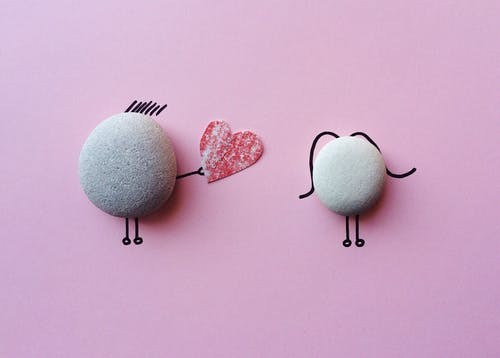 Photos gratuites de amour, art, arty, caillou