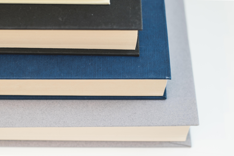 3-tier of Books