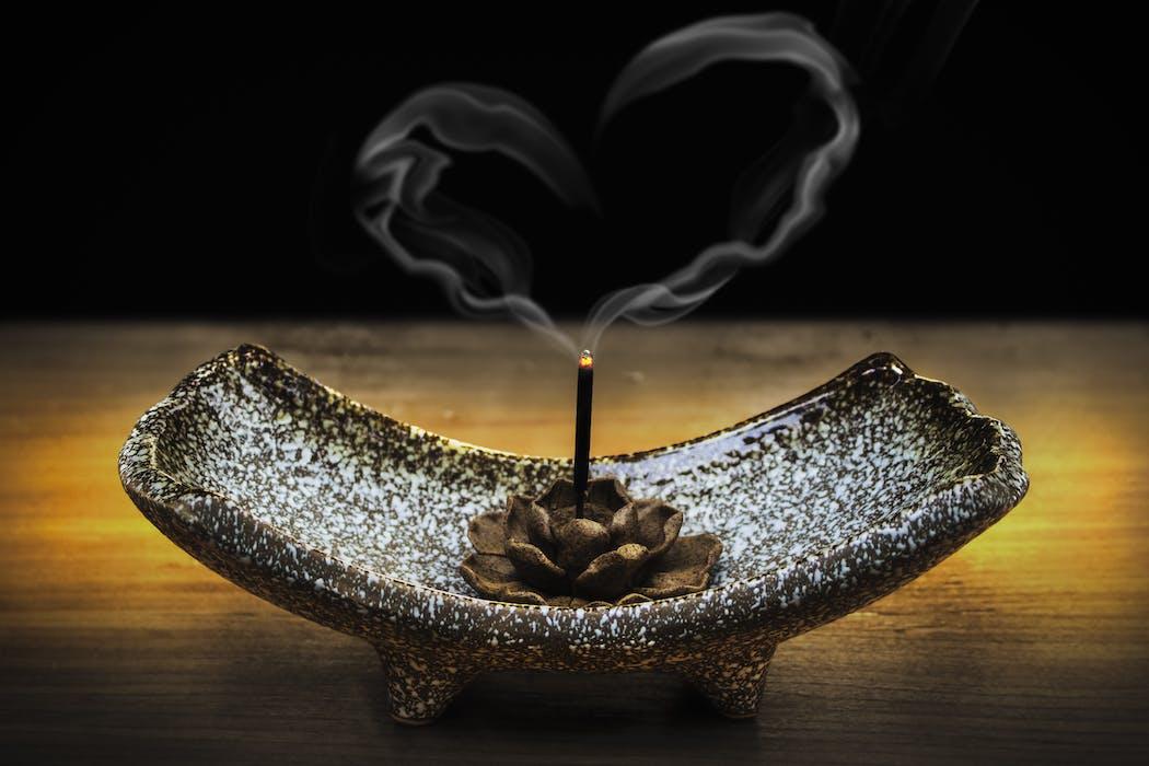 Alternative plus sûre aux bougies et à l'encens