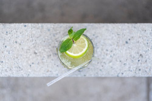 Free stock photo of cold drink, food, lemon, lifestyle