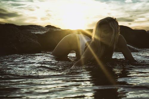 Gratis stockfoto met bikini, pikant, seks, strand