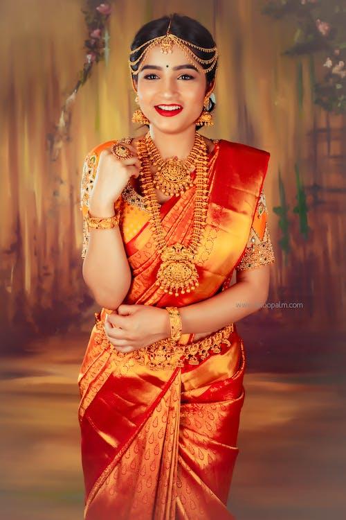 indianbridal, 新娘 的 免費圖庫相片