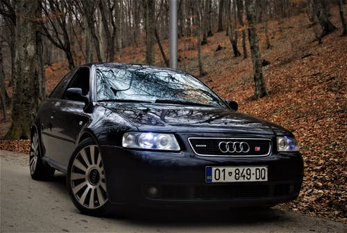 Free stock photo of audi, audi s3, car, kosovo