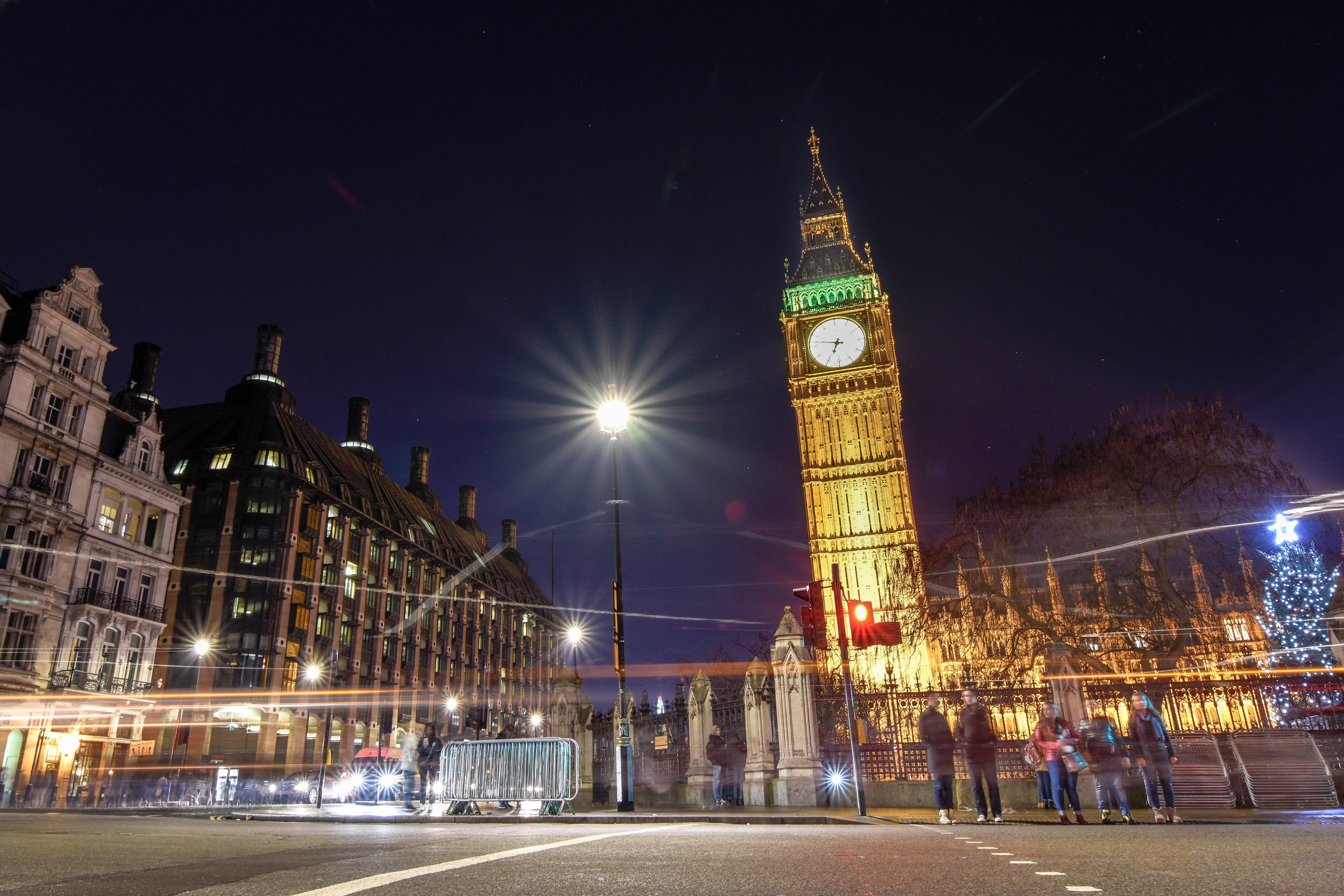 Základová fotografie zdarma na téma architektura, Big Ben, budovy, centrum města
