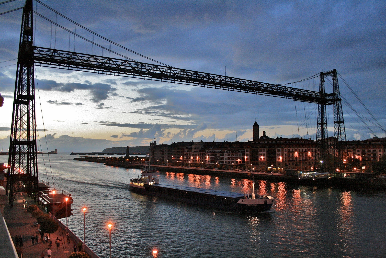 Free stock photo of landmark, bridge, metal, architecture