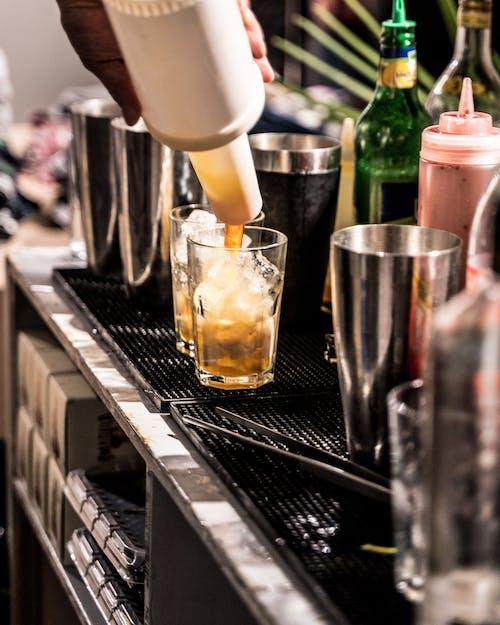 Gratis lagerfoto af bar, cocktail