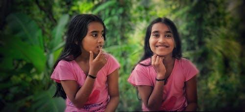 Free stock photo of asian child, asian girls, beautiful face, beauty model