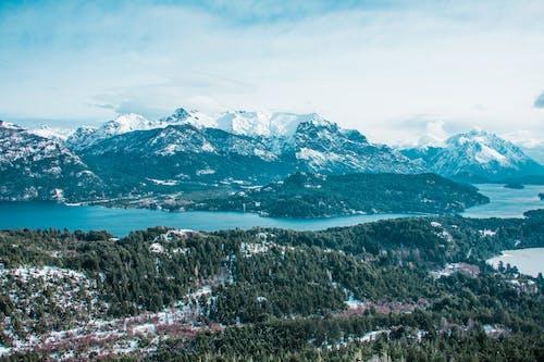 Gündüz Dağ Alpleri'nin Manzaralı Fotoğrafı