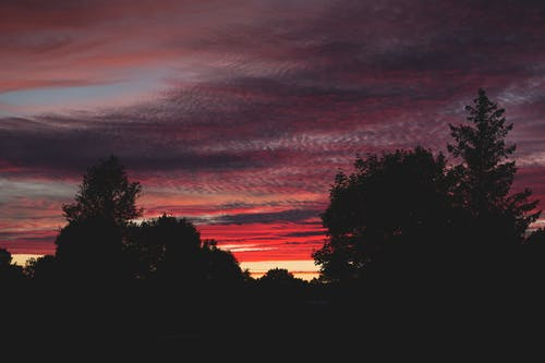 Free stock photo of autumn, clouds, evening
