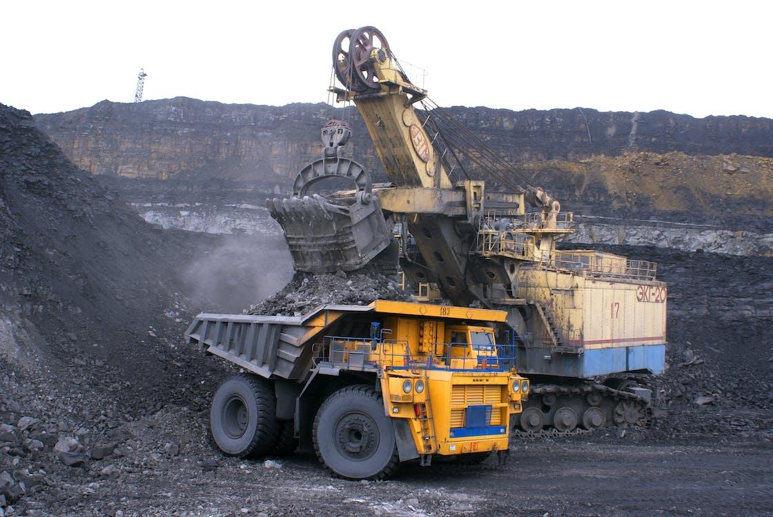 belaz, car, coal