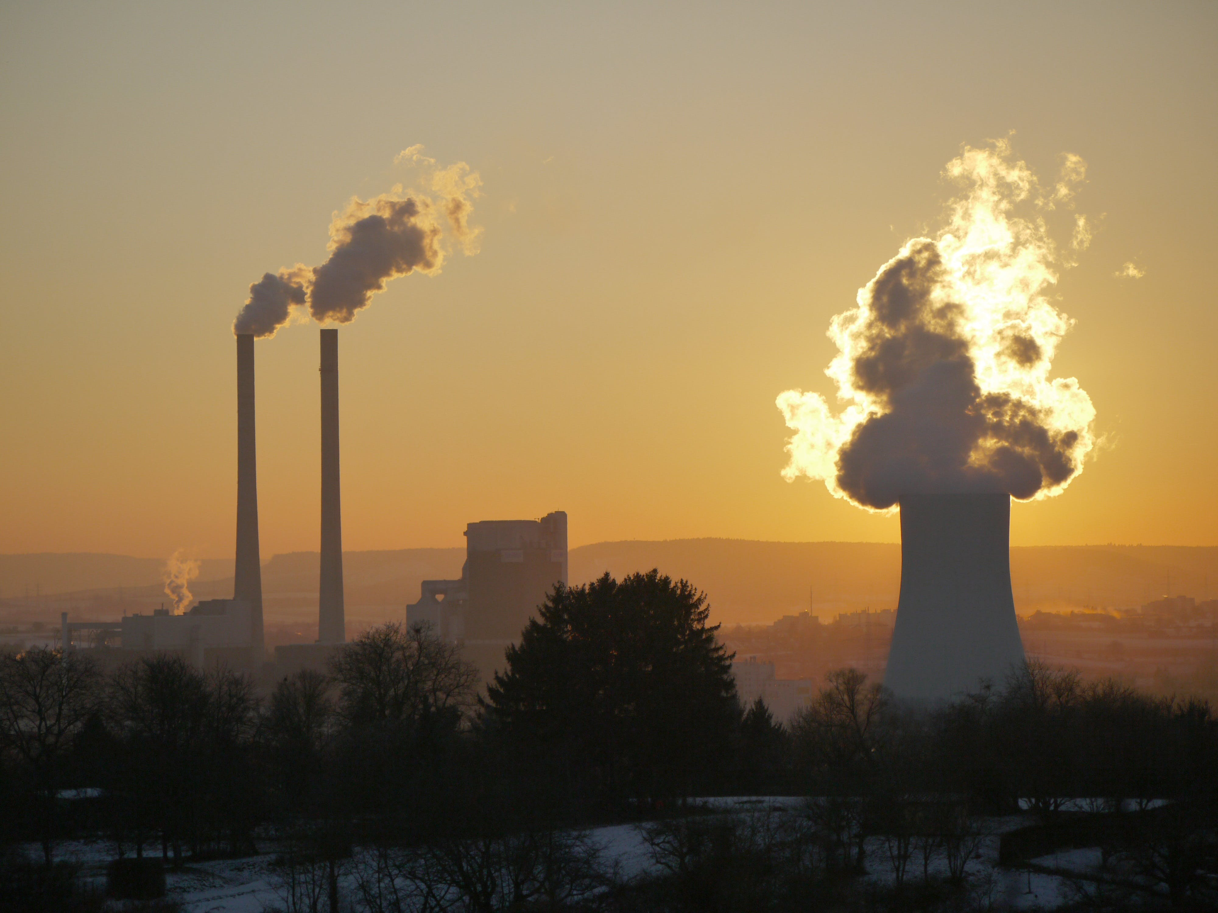 Free stock photo of industry, smog, factory, smoke