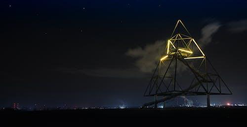 Základová fotografie zdarma na téma energie, krajina, lehký, město
