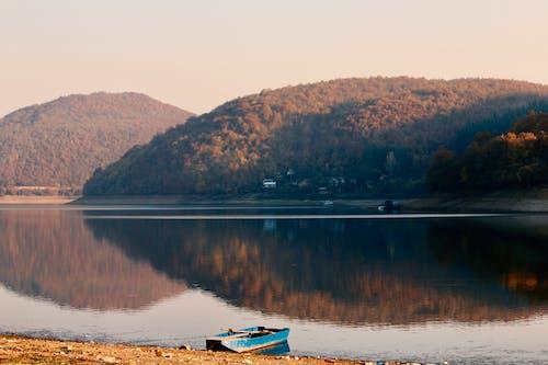 反射, 山, 平靜, 平靜的水面 的 免費圖庫相片