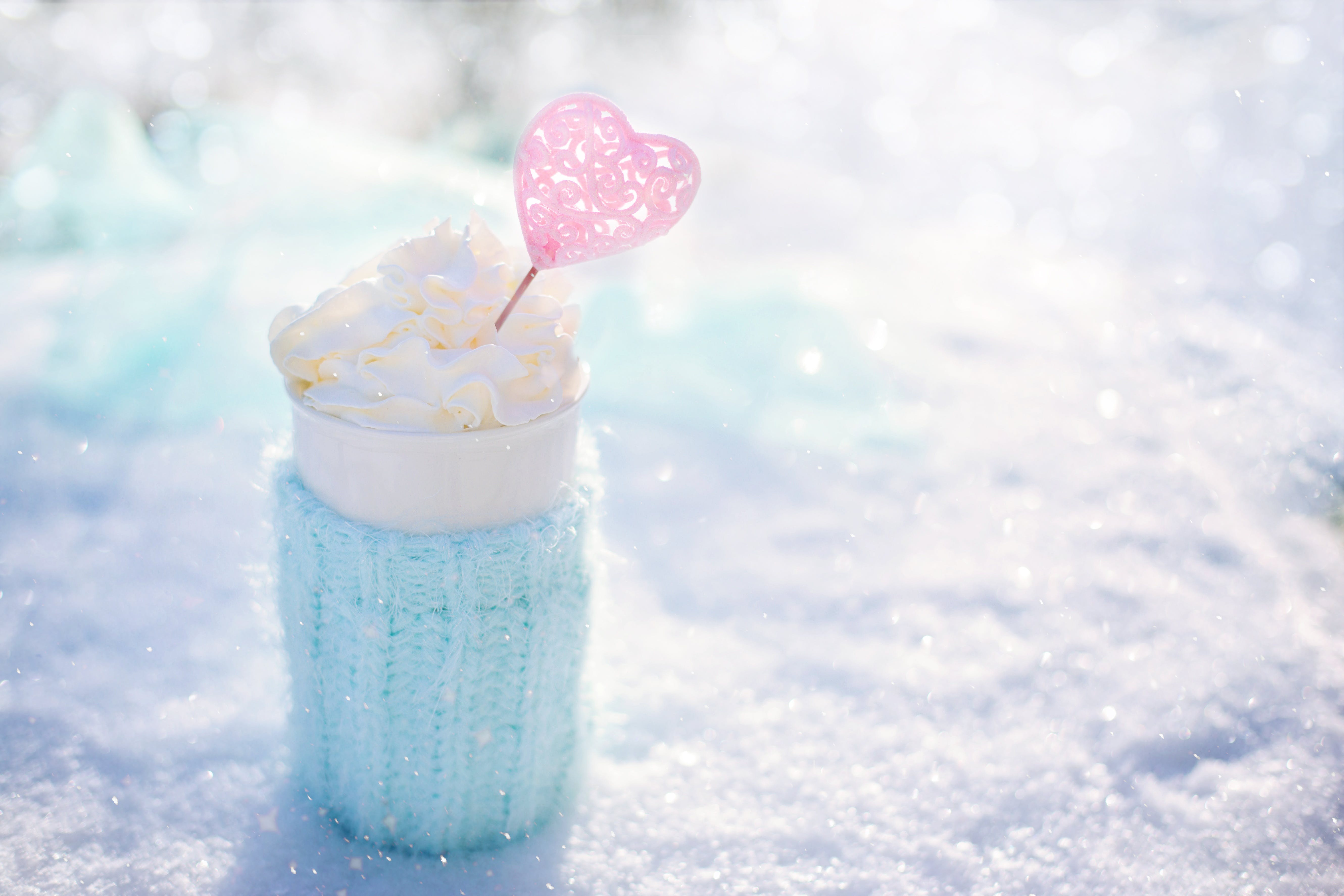 Základová fotografie zdarma na téma barva, bílá, chladný, den sv. Valentýna