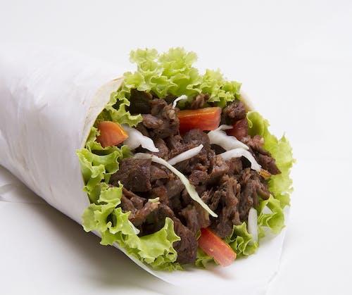 Бесплатное стоковое фото с буррито, бутерброды, вкусный, говядина
