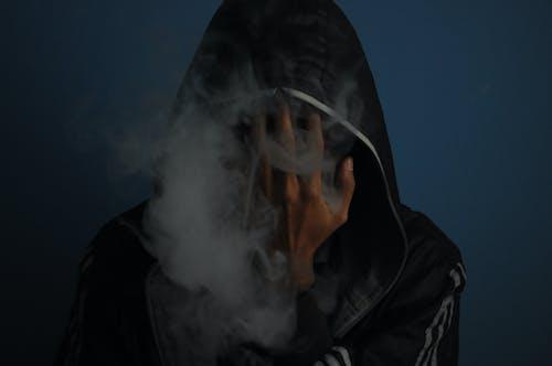 Безкоштовне стокове фото на тему «вейп, дим, мрія, Темний»