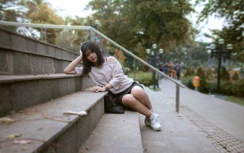 Free stock photo of 300 sl, Asian, asian girl
