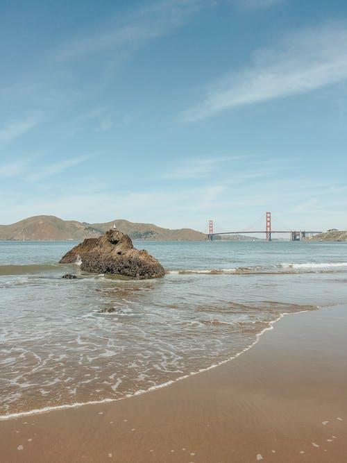 カリフォルニア, ゴールデンゲートブリッジ, サンフランシスコ, 休日の無料の写真素材