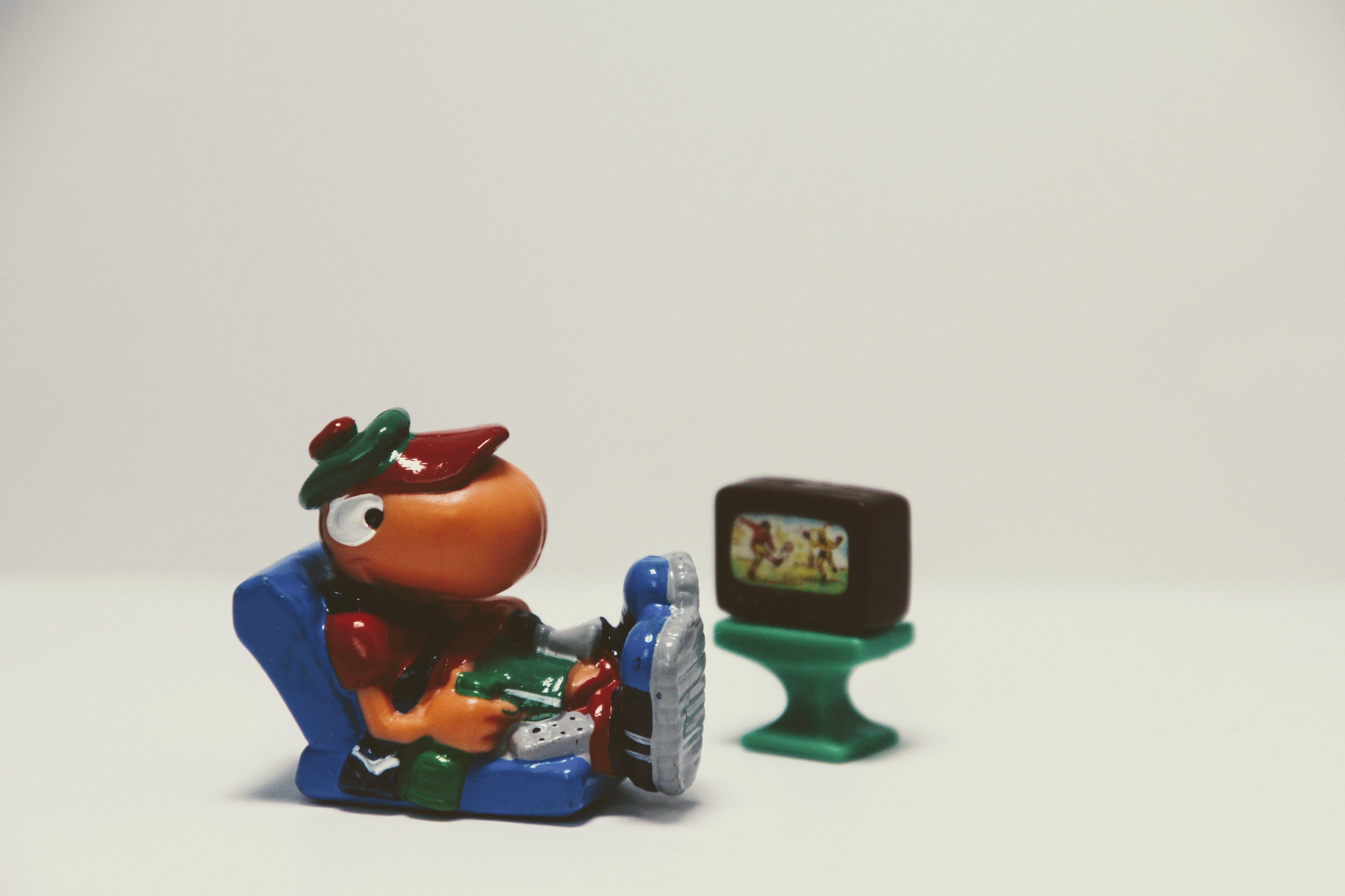 Free stock photo of sport, football, figure, toys