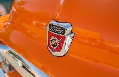 Бесплатное стоковое фото с chrome, ford, hotrod, Авто