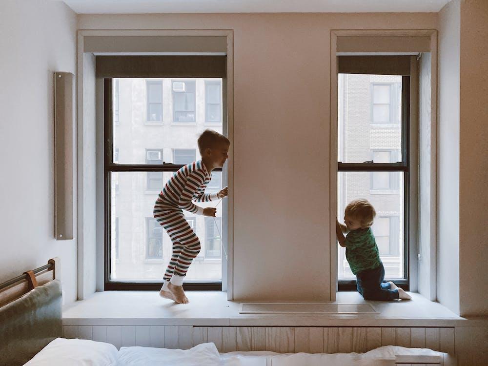 anak kecil, anak-anak, Arsitektur