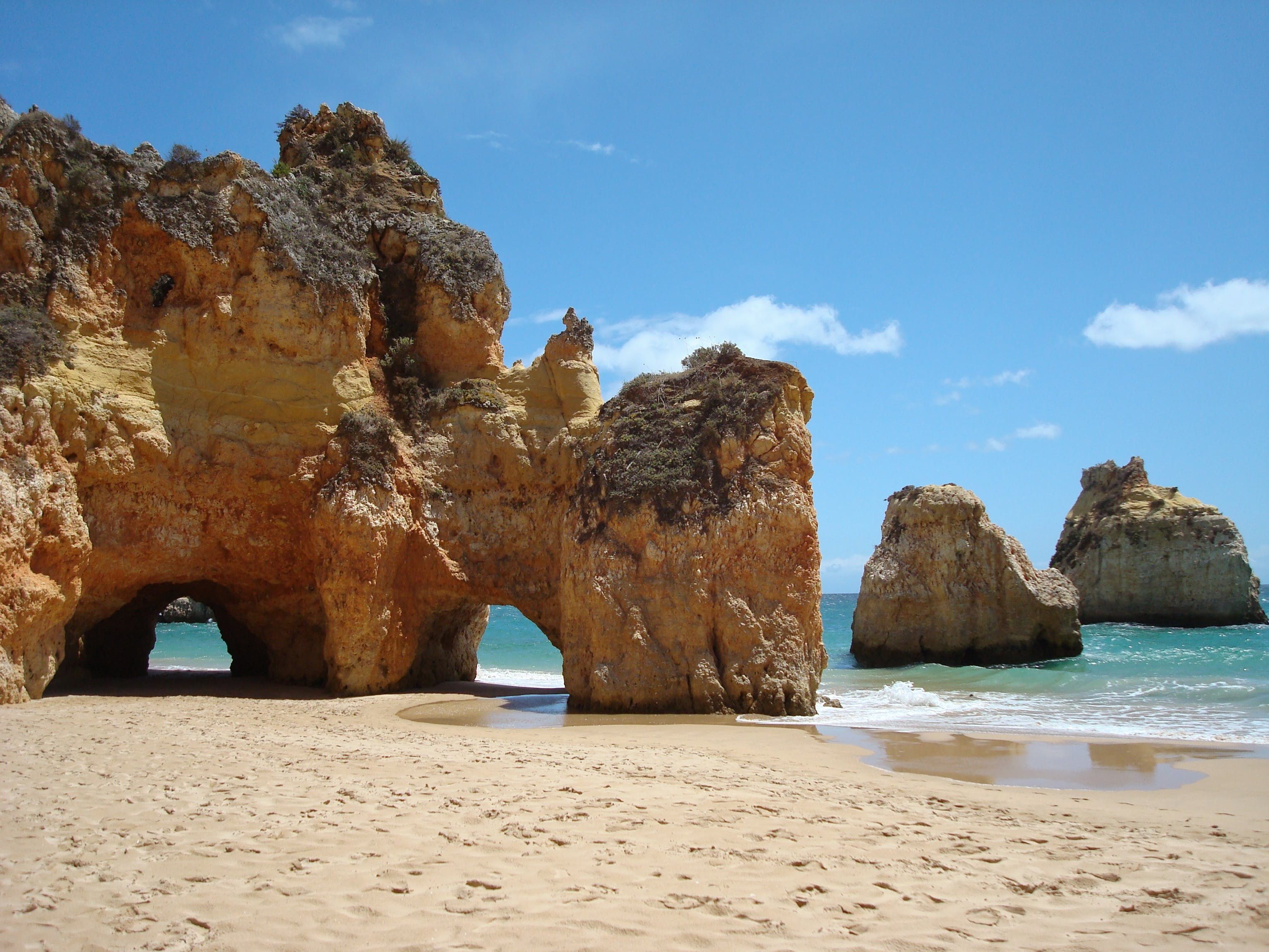 Free stock photo of sea, nature, beach, rocks