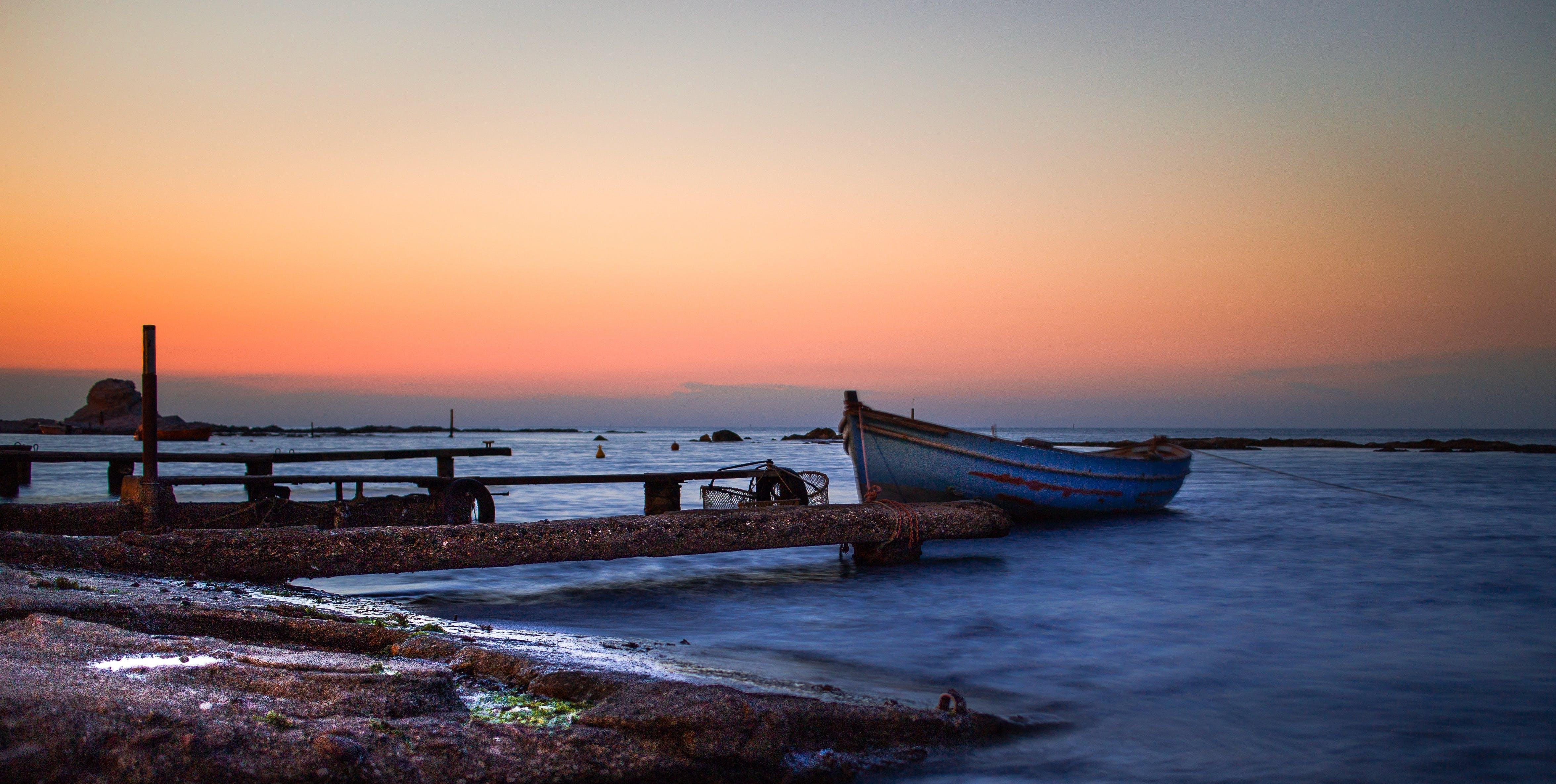 Free stock photo of ancon, boat, boats, calm sea