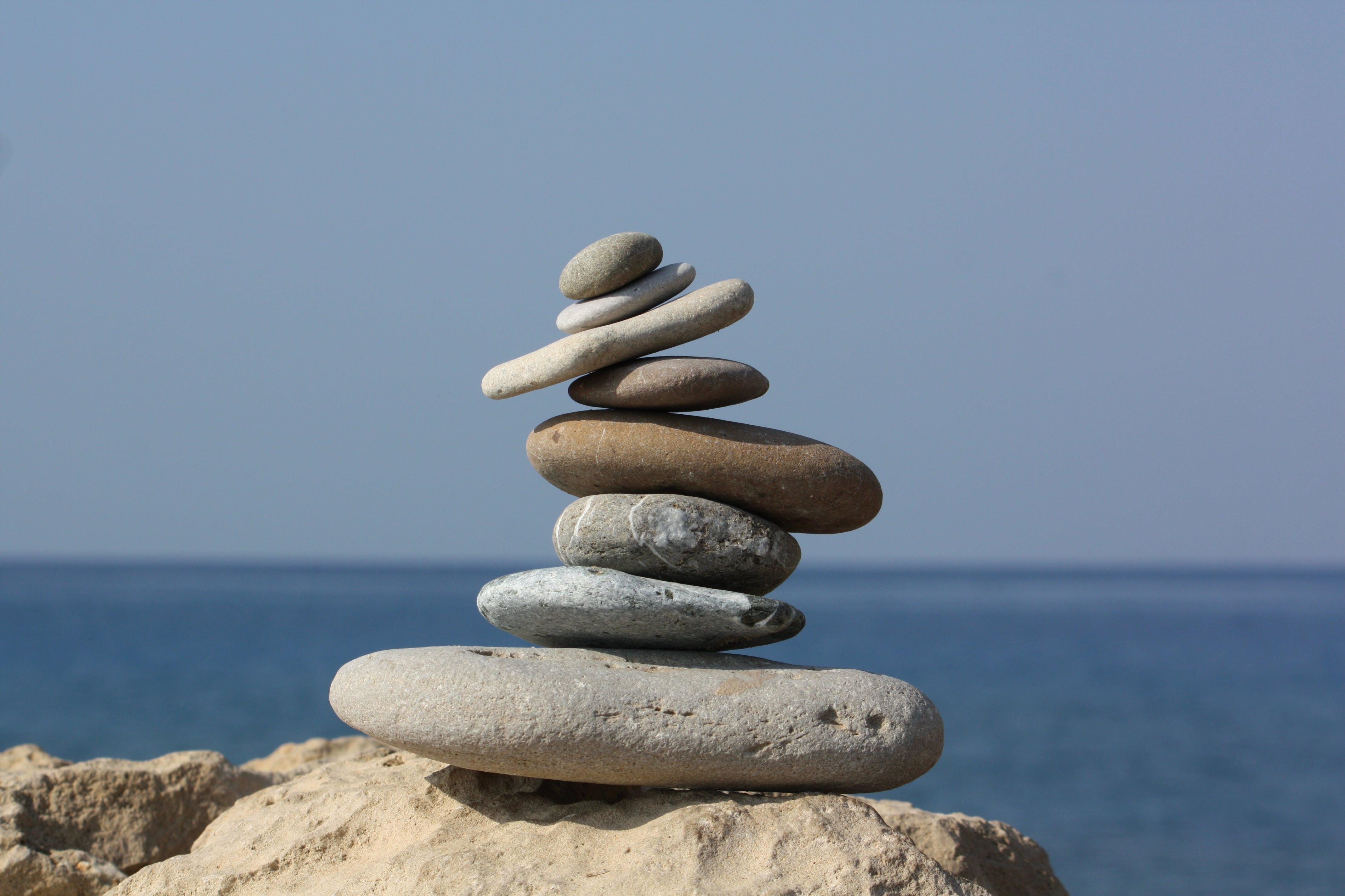 alanya, balance, beach