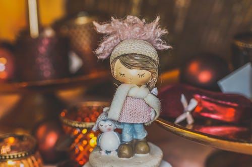 Gratis lagerfoto af close-up, dekoration, dukke, familie